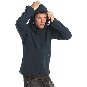 BCJM950 Hooded Softshell