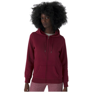 BCWW03Q Queen Zipped Hood