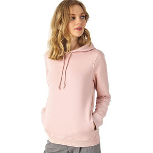 BCWW34B Organic Hooded Women
