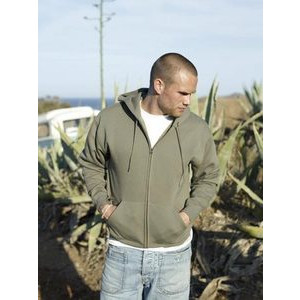 F62034 Hooded Zip Sweatshirt