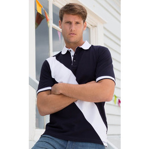 FR212 Polo Stripe Men