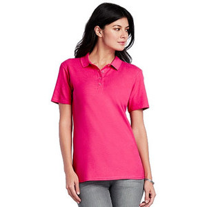 GL64800L Polo Donna Softstyle