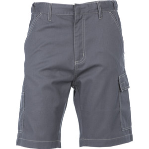 Pantaloncini Da Lavoro Uomo Bermuda Elasticizzati Cotone Multi Tasche JRC Suez