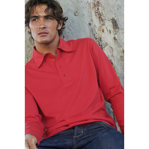 K205 Polo Jersey Long Sleeves