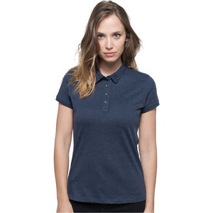 K263 Polo Jersey Donna M/C