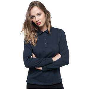 K265 Ladies' Jersey Polo