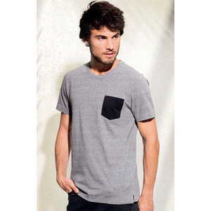K375 Bio T-Shirt With Pocket