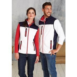 K417 3 Colors Softshell Vest