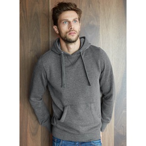 K462 Men's Melange Hooded Sweatshirt