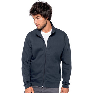 K472 Unisex Full Zip sweatshirt