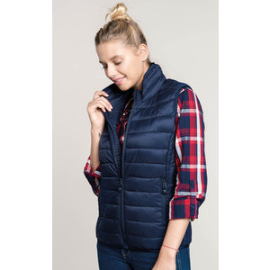 K6114 Woman Sleeveless Down Jacket