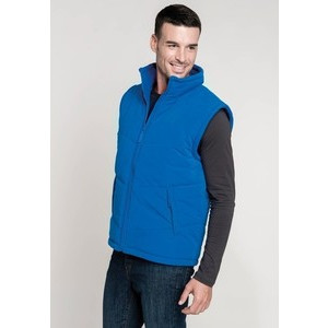 K6118 Fleece lined gilet