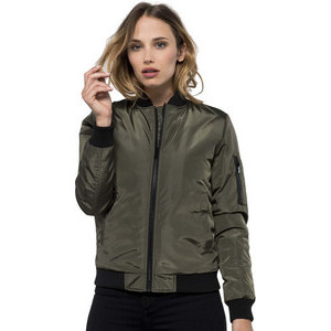 K6123 Woman Bomber Jacket