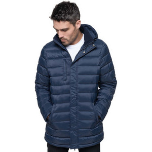K6128 Men'S Padded Parka
