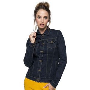 K6137 Giacca Jeans Donna