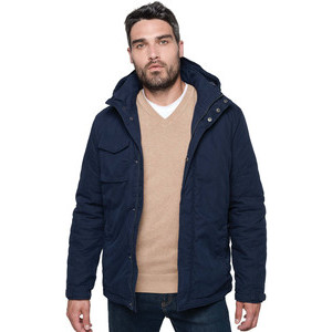 K627 Hooded Parka