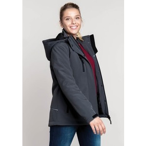 K651 Softshell Women's Parka