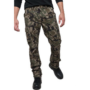 K744 Multipocket Trousers