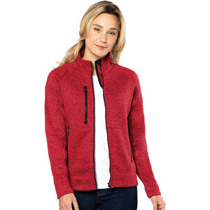 K9107 Women's Mottled Jacket