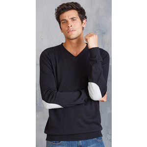 K978 Men's Sweater With V-neck