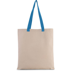 KI0277 Shopper Flat Manici Colorati