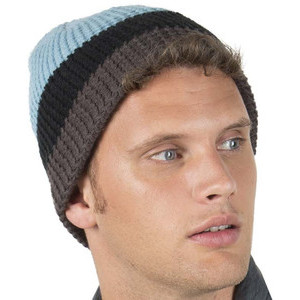 KP530 Colourblock Beanie