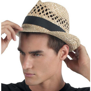 KP613 Braided Panama hat