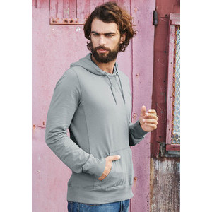 KV2103 Men's Vintage Hooded T-Shirt