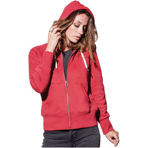 KV2307 Ladies' Vintage Hooded