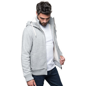 KV2312 Sherpa Fleece Jacket