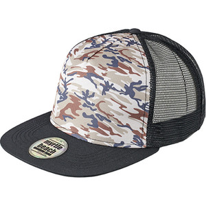 MB6632 Mesh Cap Camouflage