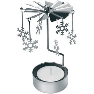 MCX1338 Christmas candle holder