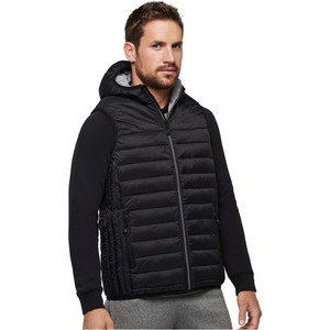 PA237 Hooded Bodywarmer