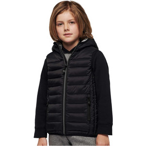 PA238 Kids Hooded Bodywarmer