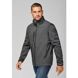 PA323 Softshell Detachable Sleeves