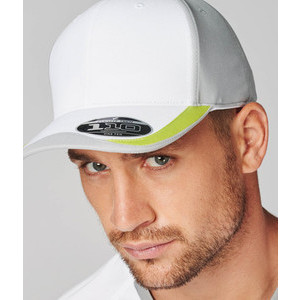 PA771 Two-colored Sport Cap