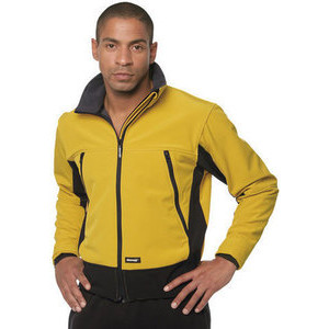 R120 Soft shell activity jacket