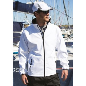 R231M Core Printable Softshell Man