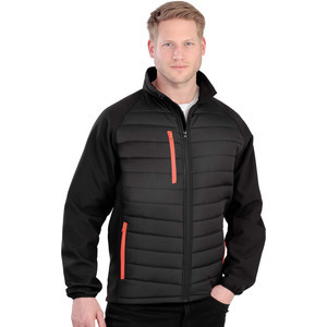R237X Black Compass Jacket