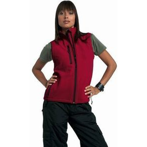 RU141F Soft Shell Woman Gilet