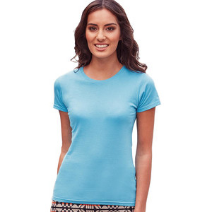 RU155F T-Shirt Ladies Slim