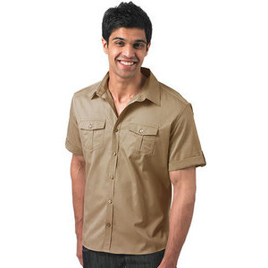RU919M Short sleeved shirt