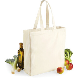W108 Canvas Classic Shopper