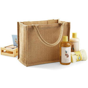 W412 Mini Bag In Jute