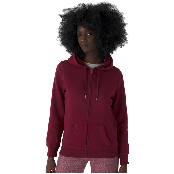 BCWW03Q Felpa Queen Zipped Hood
