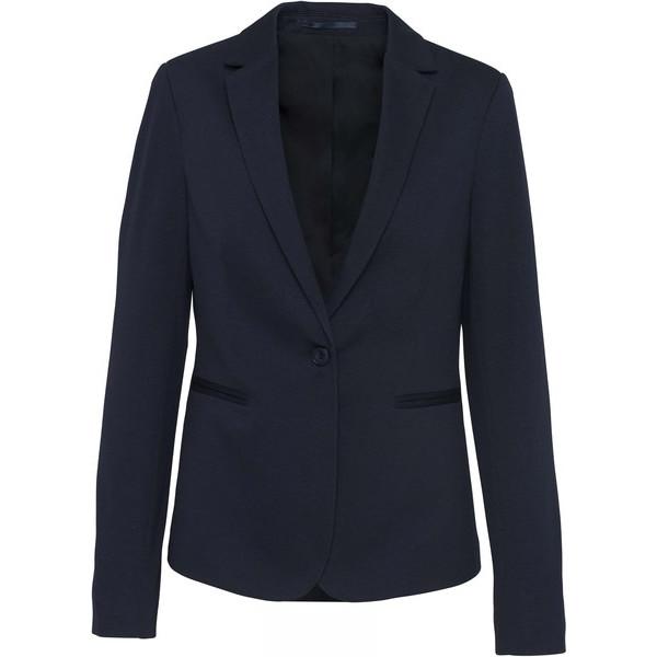 donna giacca in maglia